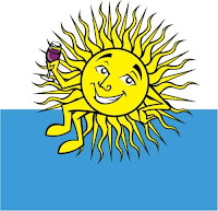 Bandeira+Argentina+Vinho Dicas Argentinas