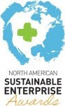 Winner of the North American Sustainable Enterprise Award