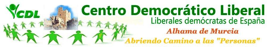 CENTRO DEMOCRATICO LIBERAL DE ALHAMA DE MURCIA