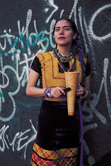 Mexican-American Singer Lila Downs