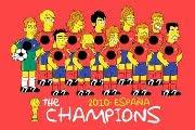 España en los Simpsons