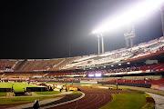 . I had the pleasure of visiting the Morumbi, the stadium of São Paulo .