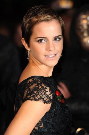 emma watson haircut ugly. images Actress Emma Watson