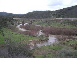 Puente nuevo de río Sillo