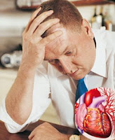Depresi Memperparah Penyakit Jantung