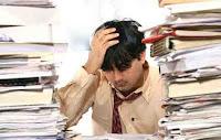 Mengurangi Stress Pada Pekerjaan
