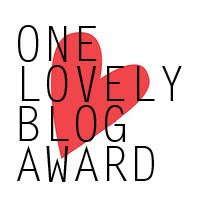 One lovely blog award from Madhu