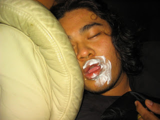 A Shave For Rajen Aka Howsyourmother Probably Not