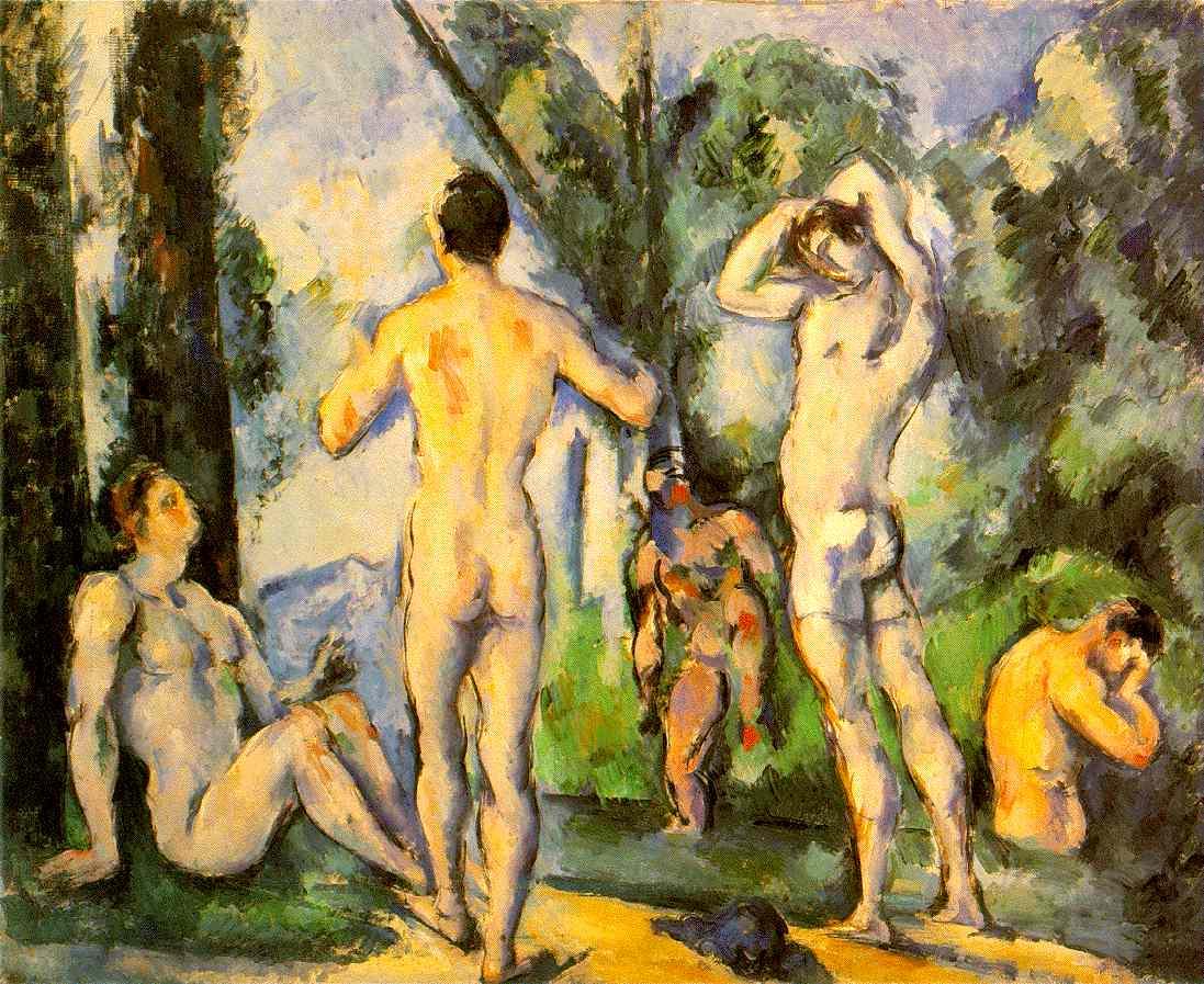 Paul Cézanne Paul_cezanne_bathers
