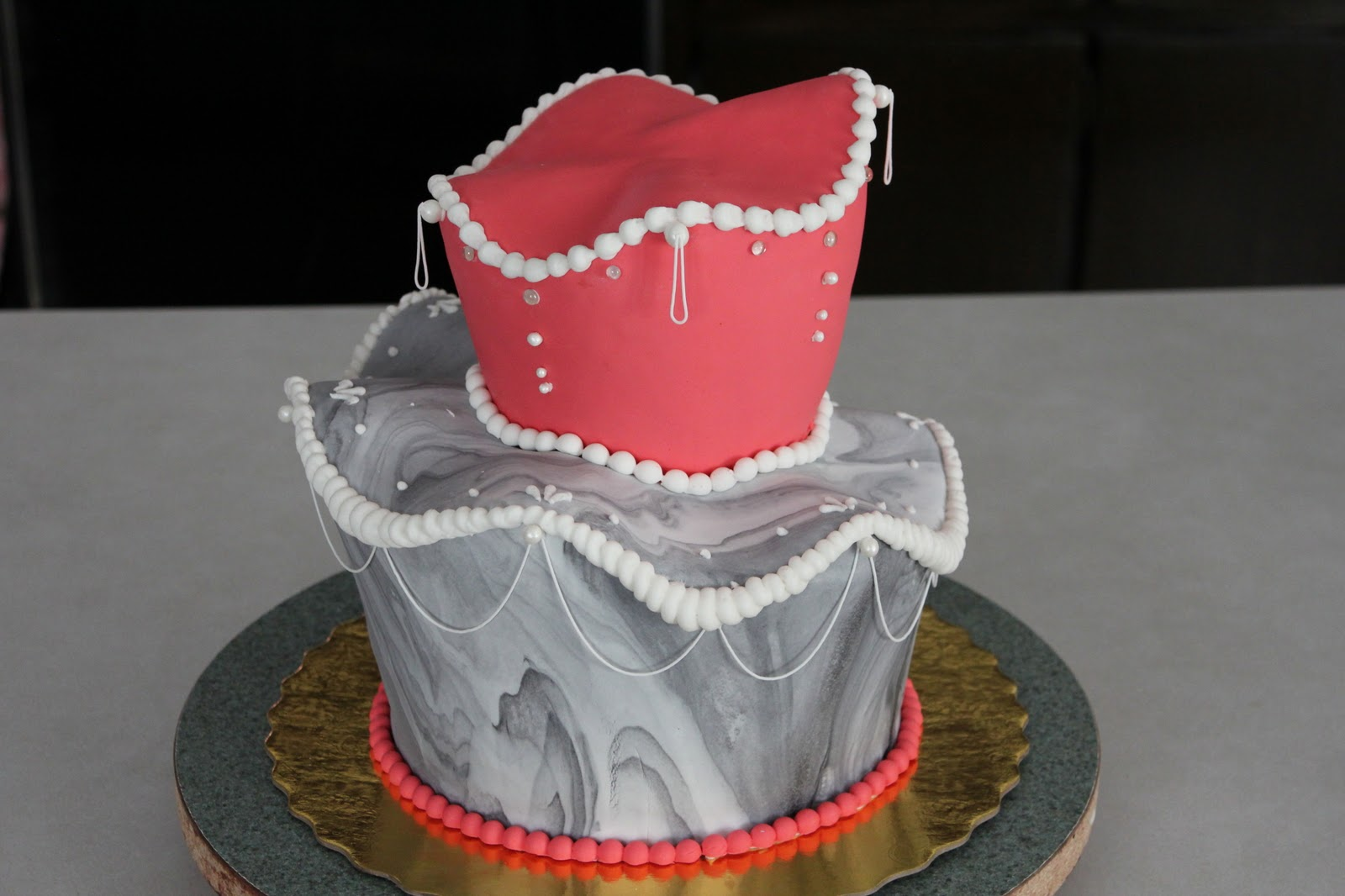 How To Make A Topsy Turvy Cake Without Fondant