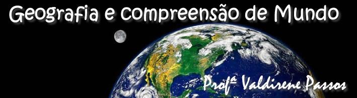 Geografia e compreensão de mundo