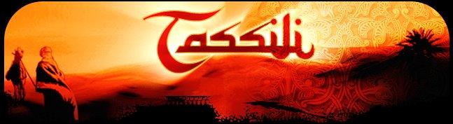 Tassili hjemmeside