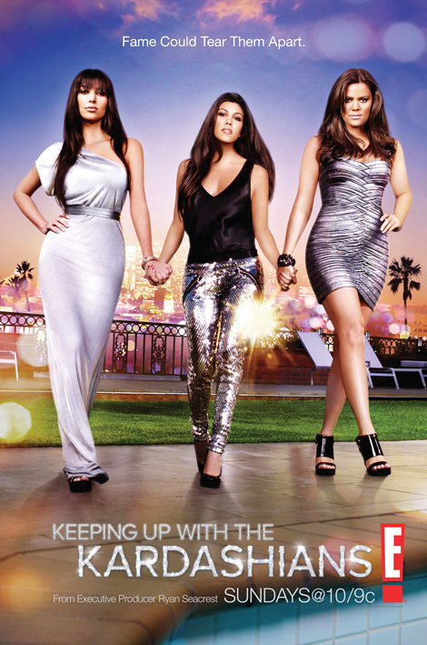 Tv show 39 s keeping up with the kardashians season 3 on dvd for What s up with the kardashians