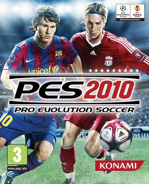 Pro Evolution Soccer 2010 (PES 2010) PC (ПК) full version (Полная версия).