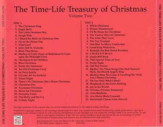 Pop music MP3 Download.: VA - Time-Life Treasury of Christmas Vol ...