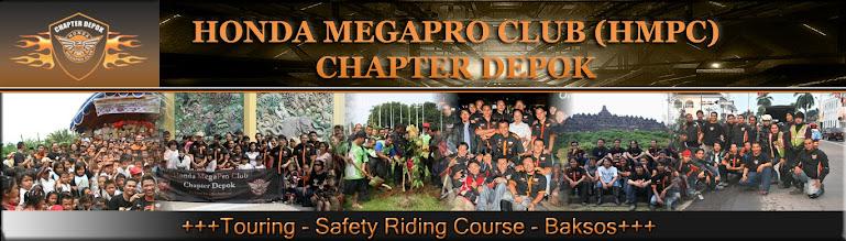 HONDA MEGA PRO CLUB CHAPTER DEPOK
