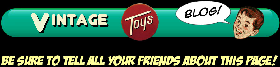 Vintage Toys & Memorabilia