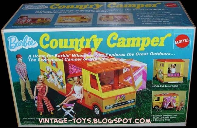 1970 S Toys : Vintage toys memorabilia s barbie country