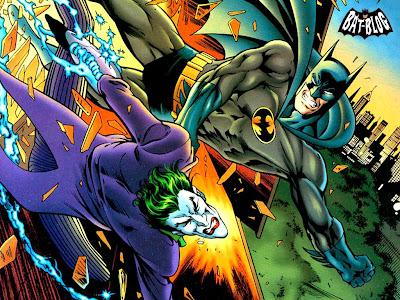 バットマン対ジョーカー