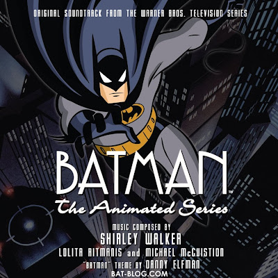 the batman animated series