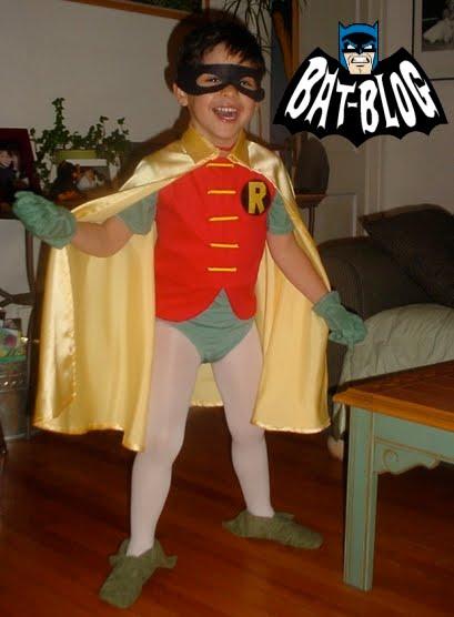 Images of robin the boy wonder