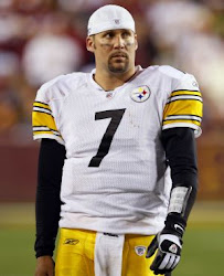 Steelers QB Sacked...