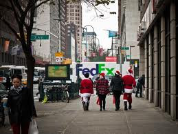 Christmas in The Big Apple...