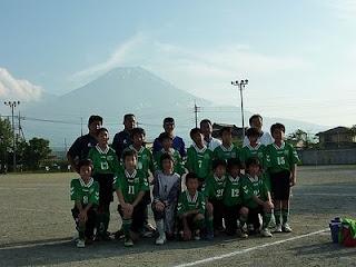 友好都市サッカー大会開催される!