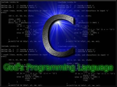c++ programming wallpaper  Padre Nuestro de un Programador