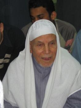 المرحوم الشيخ عطية سقر