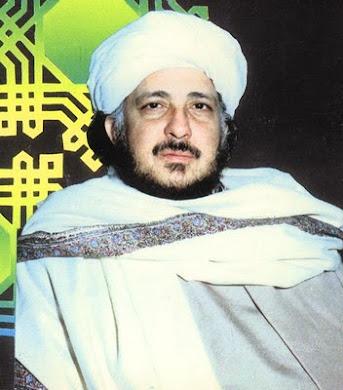 المرحوم الشيخ محمد علوي ملكي الحسني
