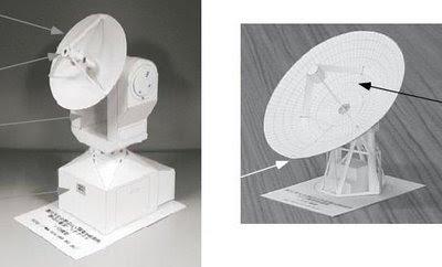 Recortables de telescopios