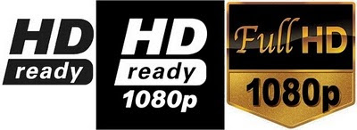HD Ready, Full HD...