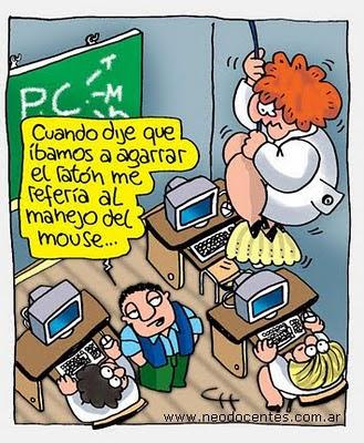 Empieza el colegio - los ordenadores