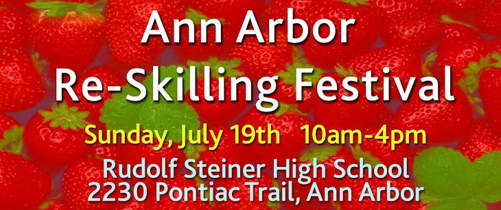 Ann Arbor Re-Skilling