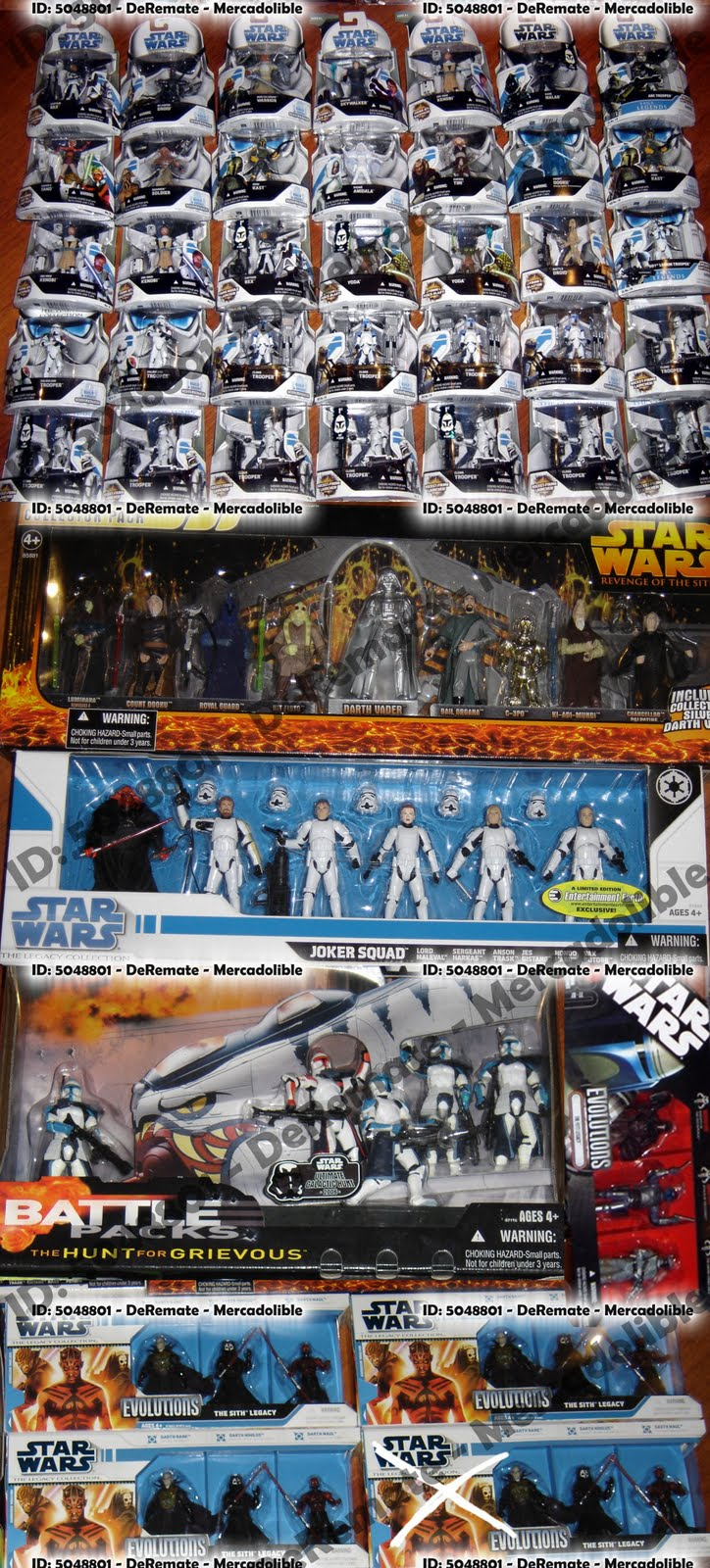 Labels: A8a , Action Figure , Star Wars