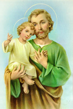Sancte Joseph.
