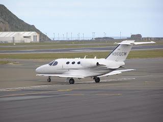 Cessna 510 Citation Mustang N968CM