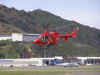 Helipro BK-117 ZK-HYI