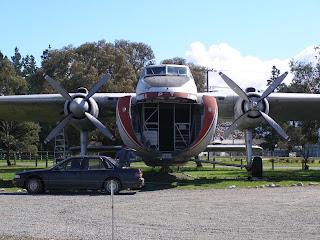 Bristol Freighter, ex Safe Air ZK-CPT