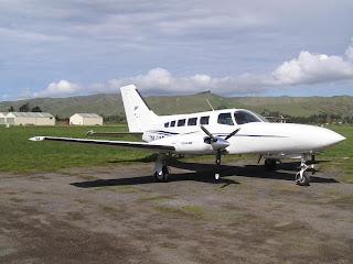 Skyline Trust Ltd, Cessna 402C, ZK-VAD