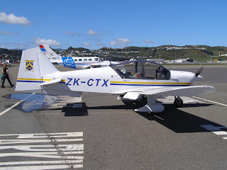 CTC Wings, Alpha R2160, ZK-CTX