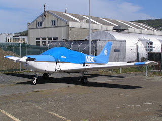Massey Aviation, Piper PA28-161, ZK-MBC