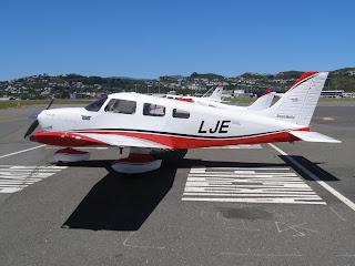 Canterbury Aero Club, Piper PA28-181, ZK-LJE