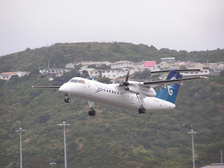 Bombardier DHC-8-311, ZK-NET, Air Nelson