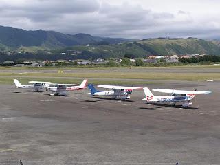 Cessna C152, Kapiti Aero Club