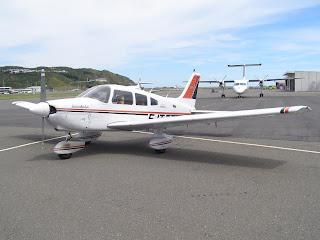 Piper PA28-181, ZK-FJT, Canterbury Aero Club