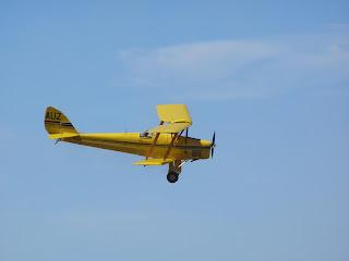 de Havilland DH82A Tiger Moth, ZK-AUZ