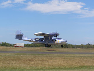 Consolidated Vultee PBY-5A Catalina, ZK-PBY
