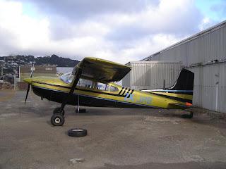 Cessna C185C, ZK-JHS